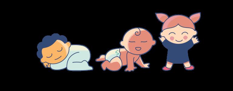 crèche 123 pousse bébés dans la joie