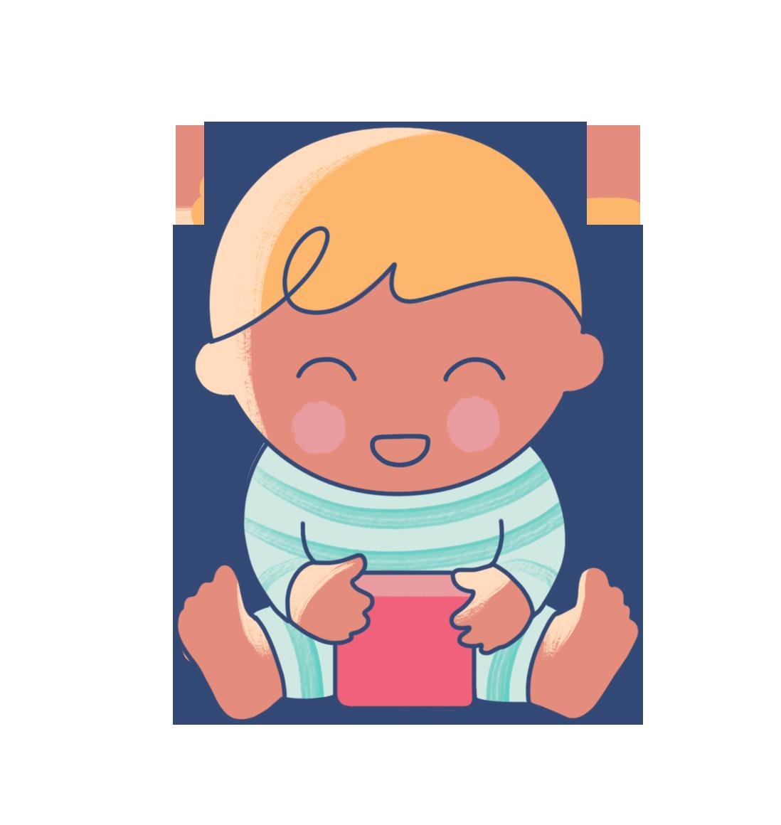 crèche 123 pousse sainte-eulalie bébé